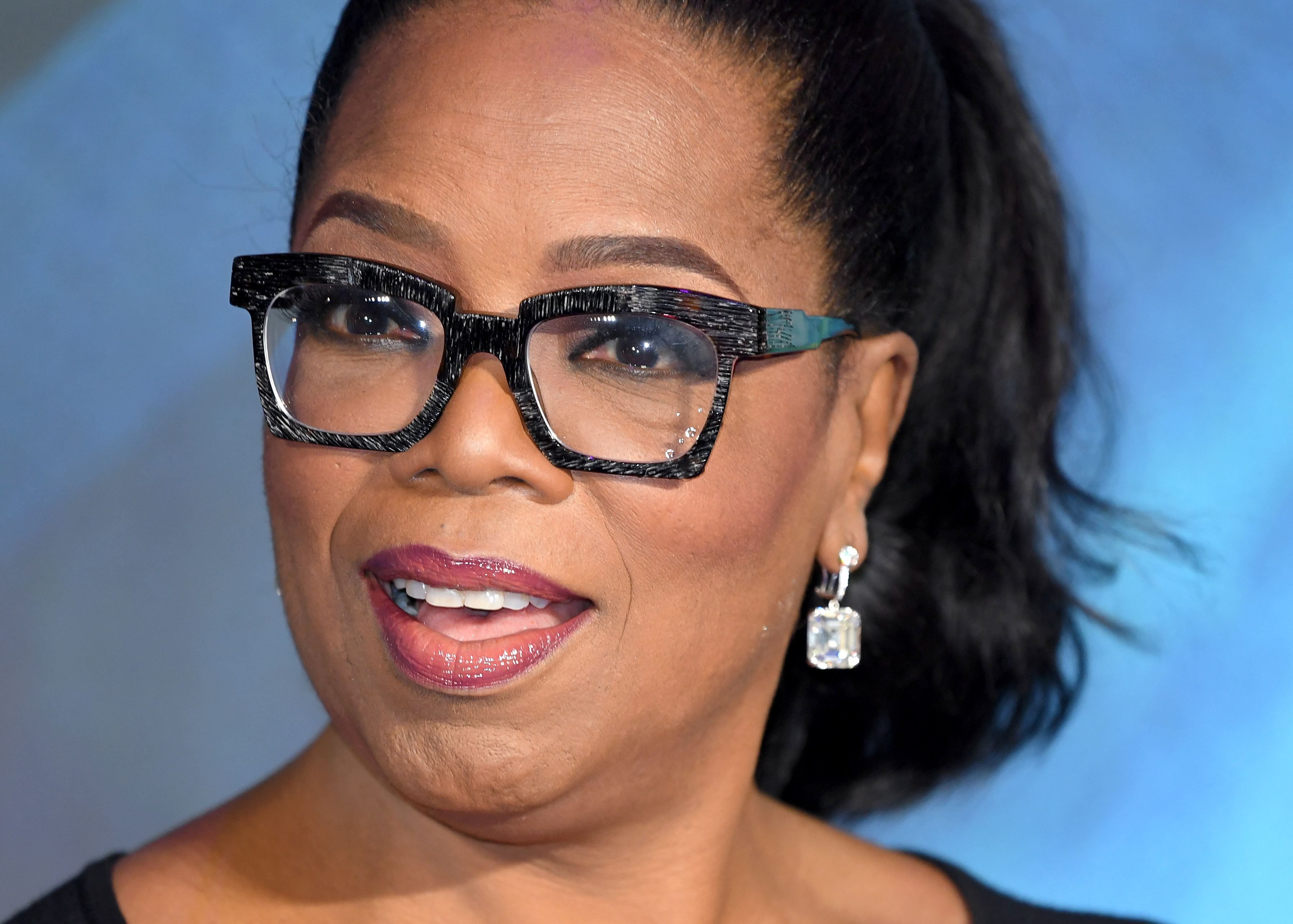 LONDON, ENGLAND - MARCH 13:  Oprah Winfrey attends the European Premiere of 'A Wrinkle In Time' at BFI IMAX on March 13, 2018 in London, England.  (Photo by Karwai Tang/WireImage)